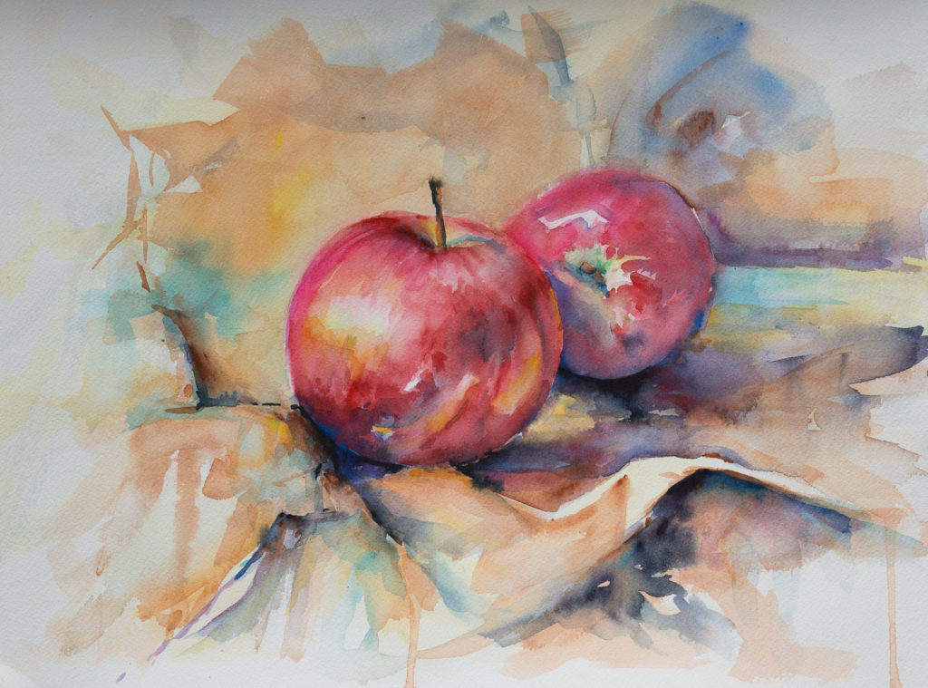 An Apple a Day - Adam VanHouten