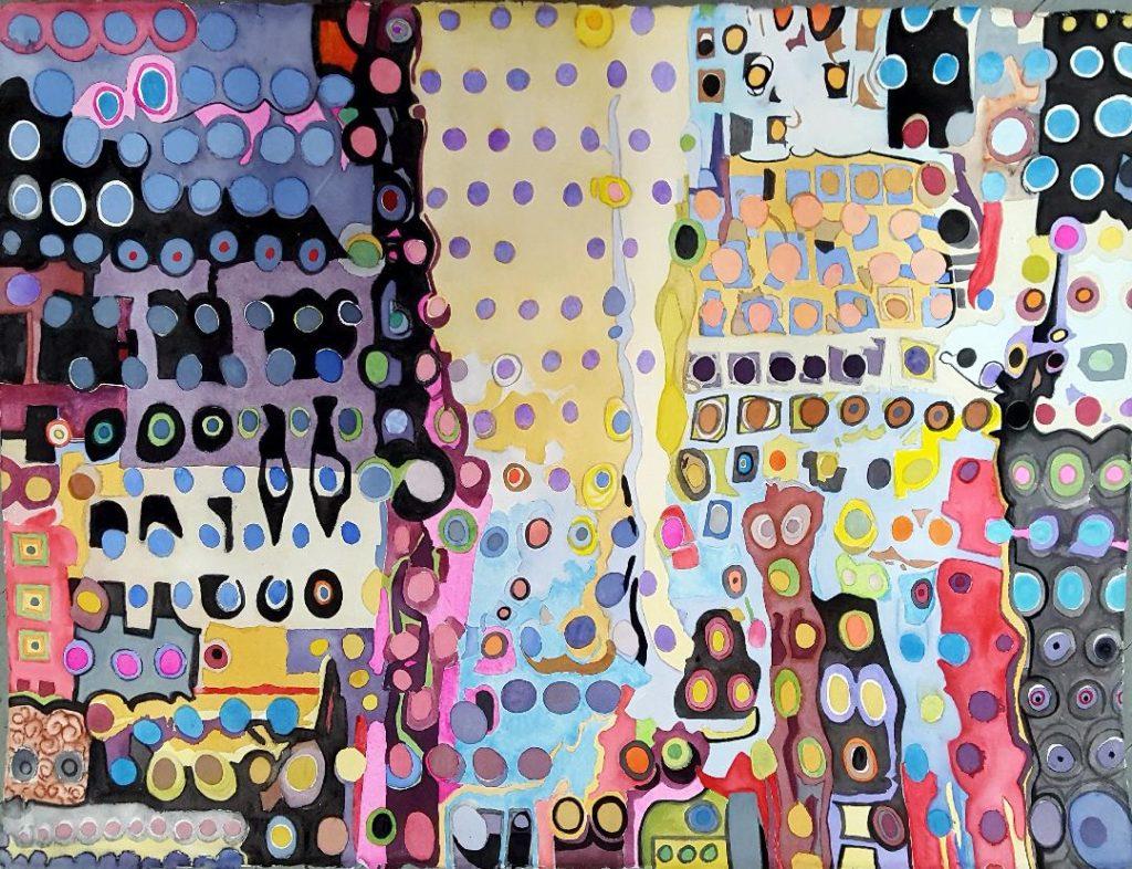 Cityscape 4 - Linda Allen