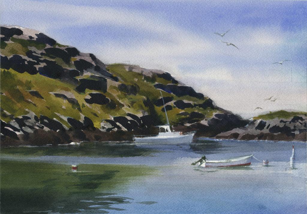 Mañana Island - Robert Hubbach