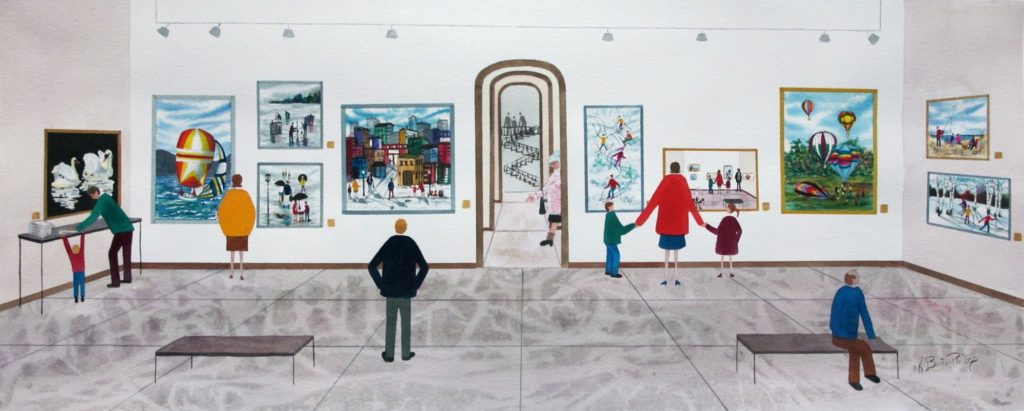 Kathy Boltz Phillips - Museum IV