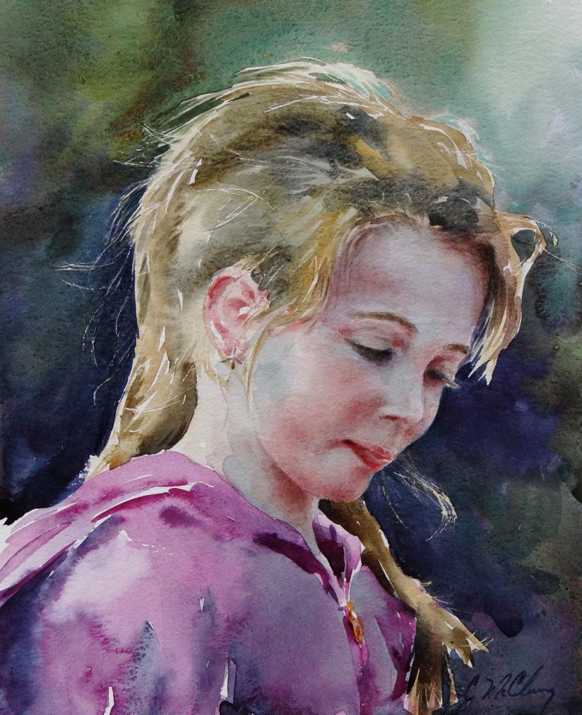 Catherine McClung - Sapling