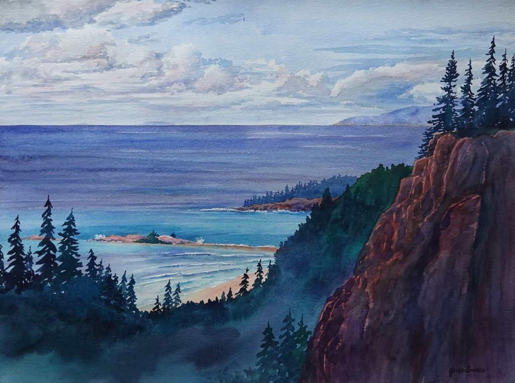 Janice Dumas - Superior Beach Overlook