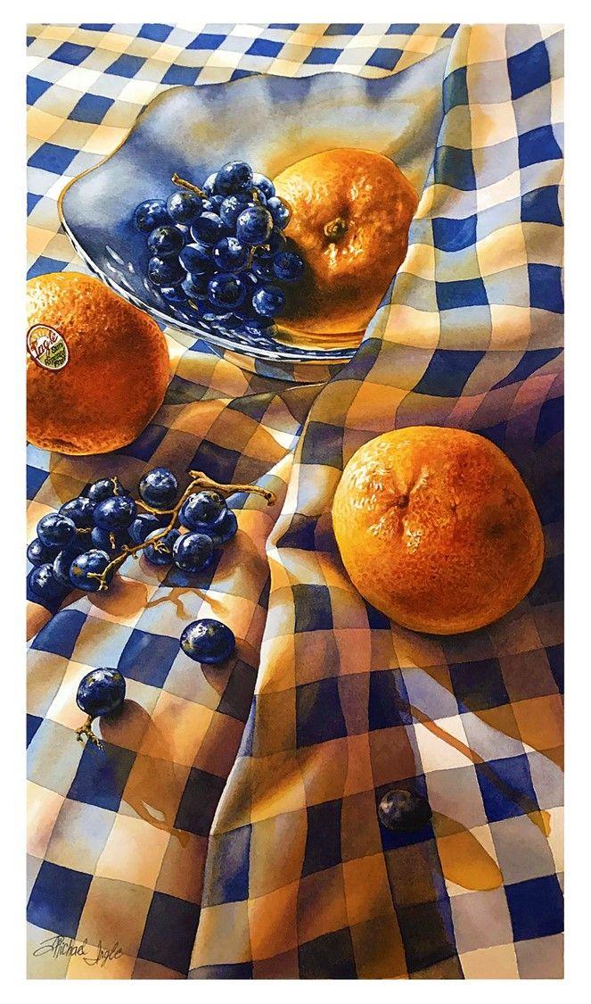 Michael Ingel - _Grapes Looking Oranges